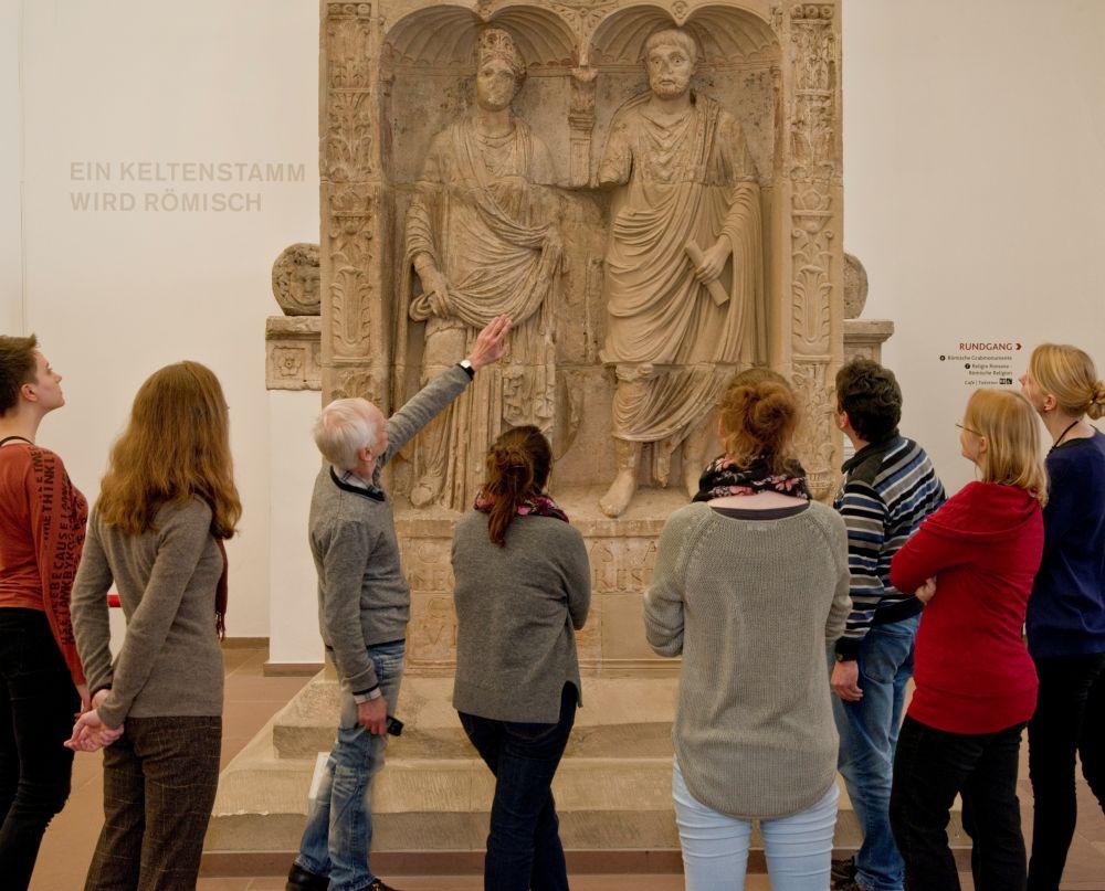 RLMT_Führung Dauerausstellung Th  Zühmer